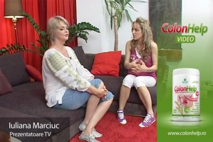 Iuliana Marciuc Mama mea foloseste ColonHelp