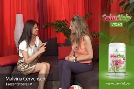 Malvina Cervenschi afla despre beneficiile detoxifierii