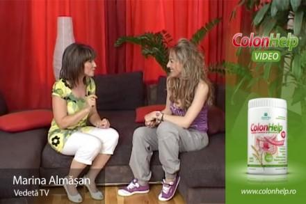 Marina Almasan prefer postul ca metoda de detoxifiere