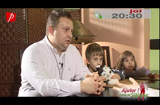 Vreau ca tata să slăbească)