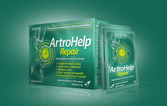 produse de reparație articulară după răni)